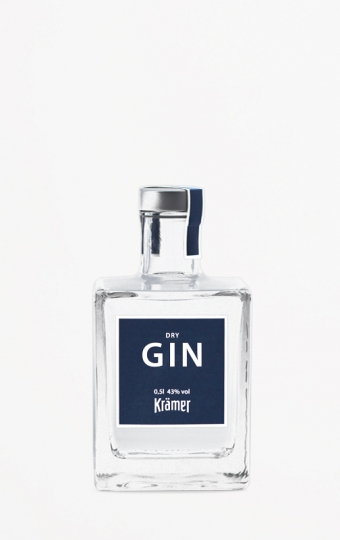 Krämer's Dry GIN zum 150 jährigen Firmenjubiläum